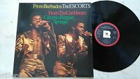 The Escorts From Barbados Vinyl LP 1981 Recorded 1977