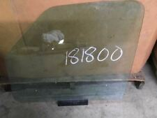 97-18 FORD E350 DRIVER LEFT FRONT DOOR WINDOW GLASS