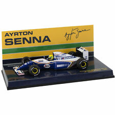 WILLIAMS RENAULT FW16 AYRTON SENNA 1994 #1 F1 MINICHAMPS PMA 540944302 1/43 NEW