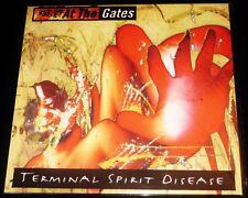 At The Gates Terminal Spirit Disease LP Vinyl Record 2014 Peaceville Germany NEW