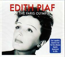 EDITH PIAF - AT THE PARIS OLYMPIA (NEW SEALED 2CD)