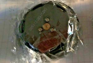 4pcs Porsche   floating LED Hub wheel light center   76 mm