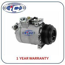 A/C Compressor Fits Bmw Serie 3, 5, 7, M, X, Z 1999-2006 OEM 7SB16C 77396