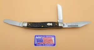 "Schrade USA 880(8ot frame) ""Kon-Kav"" [Open Stock] Texas Pattern Stockman Knife"