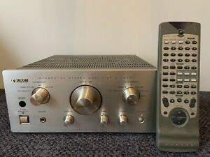 TEAC A-H500i INTERGRATED AMPLIFIER SUPERB CONDITION WITH REMOTE CONTROL.
