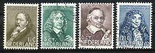 Nederland NVPH 296 - 299 gebruikt (2)