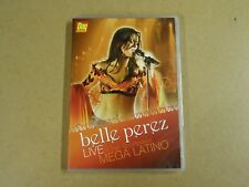 MUSIC DVD / BELLE PEREZ - LIVE IN HET SPORTPALEIS - MEGA LATINO