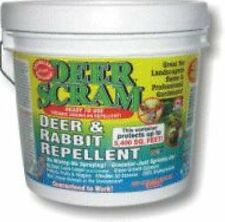 DEER SCRAM 6LB BUCKE  DEER AND RABBIT REPELLENT
