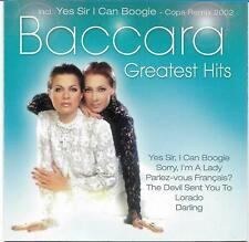 BACCARA - Greatest Hits incl. Yes Sir I Can Boogie (Copa Remix) !