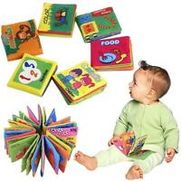 Intelligence development Cloth Cognize Book Learning Toy for Kids Baby Gifts FV