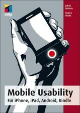Mobile Usability von Jakob Nielsen und Raluca Budiu (2013, Taschenbuch)