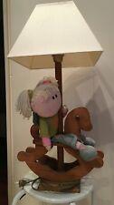 Lampe de chevet décorative en bois - chambre enfant - neuve