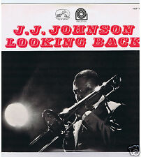 LP J.J.JOHNSON LOOKING BACK