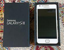 Samsung Galaxy S2 GT-I9100 16gb USATO CONDIZIONI PERFETTE COLORE: BIANCO/WHITE