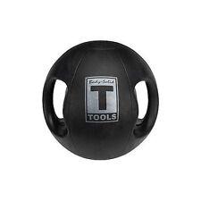 Body-Solid 16 LB Black Dual Grip Medicine Ball - BSTDMB16