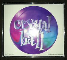 Rare Prince Crystal Ball + The Truth 4 CD Box Set TAFKAP OOP Never Played