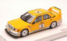 Mercedes 190E #3 R. Asch Yellow Page 200 Invitation Kyalami 1990 1:43 Model