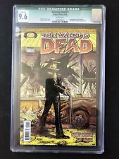 Image The Walking Dead #1 CGC 9.6 Qualified Grade - Signed by Robert Kirkman
