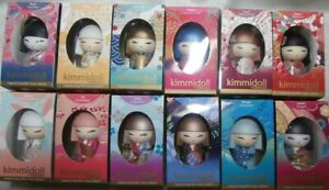 KIMMIDOLL COLLECTION 12 KEYCHAINS TGKK253 - TGKK264 NEW RELEASE 02/2019  MINT