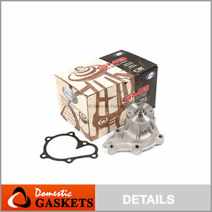 GMB Water Pump Fit 93-98 Nissan Quest Maxima Mercury Villager 3.0L SOHC VG30E