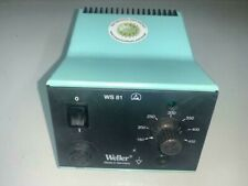 Weller Ws81 Soldering Station 80w Analogue
