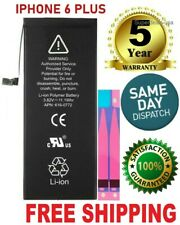 Replacement Battery For iPhone 6Plus with 5 Year Warranty + oem Adhesive Tape