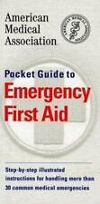American Medical Association Pocket Guide to Emergency First Aid-ExLibrary