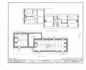 Vanderhoof House,Weasel Brook Park,Clifton,Passaic County,NJ,New Jersey,HA 5182