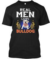Bulldog Lover S Hanes Tagless Tee T-Shirt
