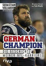 German Champion: Die Geschichte meiner NFL-Karriere... | Buch | Zustand sehr gut
