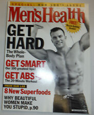Men's Health Magazine Get Hard With The Body Plan April 2000 030515R