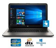 "HP 17-X020, Intel Core i3-5005U, 8GB, 17.3"" HD+ WLED Touch screen Win 10 Laptop"