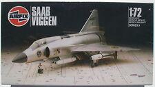 AIRFIX 9 03015 - SAAB VIGGEN - 1:72 - Flugzeug Modellbausatz - Model KIT