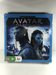 James Cameron's AVATAR The Board Game My Mega Games Brand New Sealed
