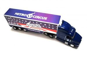 Nitro Circus Travis Pastrana New Ray Toy DieCast Team Truck Great Xmas Gift