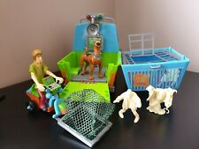 Scooby Doo The Mystery Machine Ghost Patrol Complete Set
