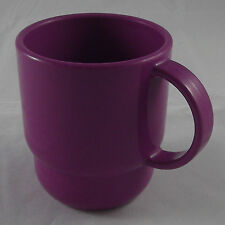Tupperware Thermotasse Tasse Trinktasse 330 ml Flieder Lila Violett Neu OVP