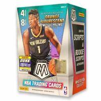 2019-20 Panini Mosaic Basketball BLASTER BOX Sealed Orange Mosaic Prizm 🔥