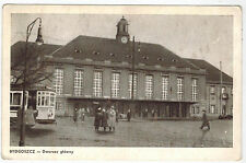 Railway Station in Bydgoszcz, Poland, 1910/20s