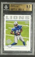 2005 Topps Throwbacks Promos #2 Mike Williams RC Rookie Hobby BGS 9.5 Gem Mint
