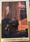 Godfather 3 III Poster Screen Print SIGNED Variant Laurent Durieux Mondo Mafia