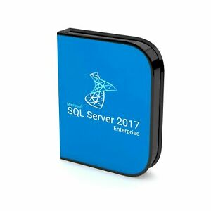 Microsoft SQL Server 2017 Enterprise (Genuine Digital Delivery)