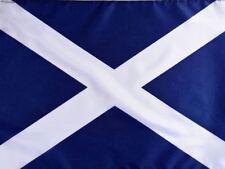5ft x 3ft Navy Blue 100D Scottish Saltire St Andrew Scotland National Flag