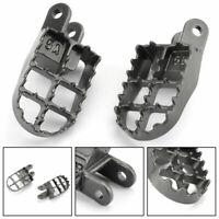 FootPegs Foot Pegs For Honda CR 80 XR 250 350 400 600 650 A05 AZ