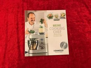 Meine COOKING CHEF. Kreative Küche mit Johann Lafer Kochbuch wie neu
