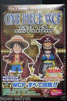 JAPAN One Piece WCF Complete Figure Book Japan 2011 with Figure