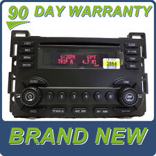 NEW PONTIAC AM FM Radio Stereo CD Player UN0 22714806 15207904 OEM Receiver OEM