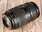 Nikon AF-S fit Tamron LD Di 70 300mm Digital DG AF Macro 1:2 zoom