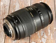 Nikon AF-fit S Tamron LD 70 300mm Digital Di AF Macro 1:2 DG Zoom