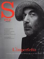 Style-Il Giornale 2016 aprile#Ron Arad,ppp